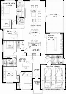 single storey house plans australia catherine bay single storey master floor plan western
