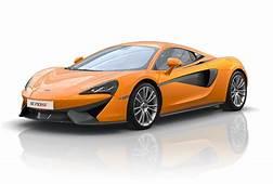 New McLaren Cars  Grange Mclaren