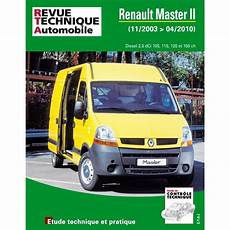 Revue Technique Renault Master Ii Phase2 2 5dci 2003 A