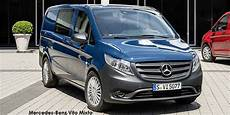 Mercedes Vito 116 Cdi Mixto Crewcab Specs In South