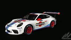 Porsche 911 Gt3 Cup 2017 Martini Racedepartment