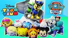 Disney Malvorlagen Paw Patrol Paw Patrol Nickelodeon Quot Paw Patrol Meets Disney Tsum Tsums