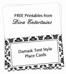 free printable table tent card template brokeasshome