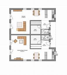 moderne doppelhaushälfte grundrisse kowalski haus doppelhaush 228 lfte leo nardo 125 grundriss eg