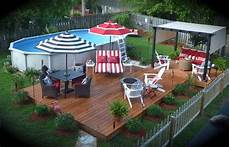 Attractive Above Ground Pool Designs Patio Ideasstylish Hues Accentuate Modern Kitchen Designs Neutral Colors 142 best images about beautiful above ground pools on