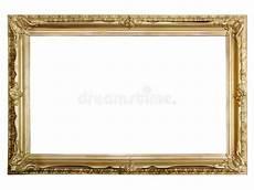 goldener bilderrahmen antiker goldener bilderrahmen stockbild bild von
