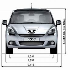 Peugeot Peugeot 5008 Abmessungen Technische Daten