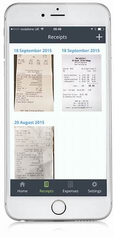 throw away your receipts new uk app for business expenses