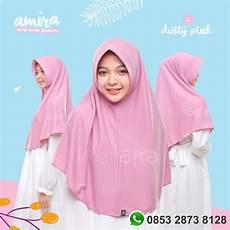 Model Jilbab Segitiga Instan