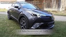 Toyota C Hr 1 2 Turbo Style Selection Bei Heilbronn