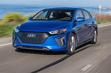 2017 Hyundai Ioniq Hybrid And Ev Test Review
