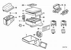 bmw 735i fuse box cover single components 61131374029 bmw northwest tacoma wa