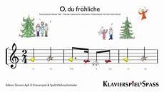 weihnachtslieder klavier o du fr 246 hliche