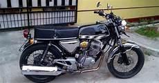 Tiger Modif Cb by Modif Honda Tiger 2000 Keluaran Tahun 2005 Menjadi Cb