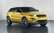 Range Rover Evoque Debuts New Black Design Pack New Color