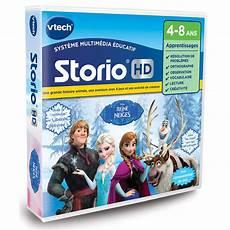 Jeu Storio Hd La Reine Des Neiges Jeu Tablette Vtech