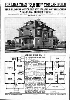 sears roebuck house plans maybe your foursquare house is from a catalog plan