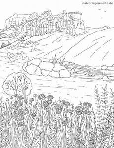 Malvorlagen Landschaften Gratis Mp3 Malvorlagen Landschaften Gratis
