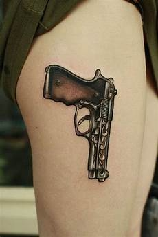 20 awesome gun tattoo designs feed inspiration