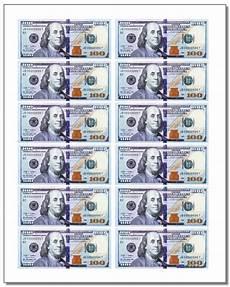 identifying paper money worksheets 15693 money