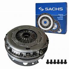 Sachs Clutch Kit With Flywheel Screws Audi A4 B8 2 0 Tdi