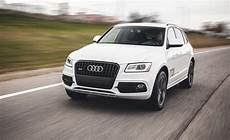 2014 Audi Q5 Tdi Diesel Instrumented Test Review Car