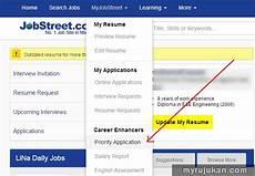 peluang resume diterima dengan jobstreet berbayar