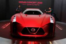 Audi Vision 2020 by Nissan Concept 2020 Vision Gran Turimso Debuts In Updated