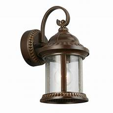 home decorators collection bronze motion sensor outdoor medium wall lantern gem1691am 6