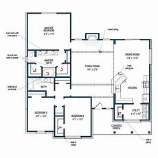 tilson house plans tilson floor plan carlton informal add door in utility to