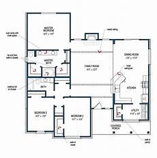 tilson house plans tilson floor plan carlton informal add door in utility to