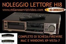 cassette per videocamera da vhs a dvd da mini dv a cd dvd passaggio travaso