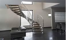 escalier d intérieur design escaliers metallique babwood