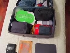 Packliste Rucksack Koffer Richtig Packen