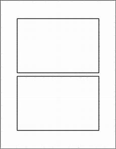 blank vertical business card template microsoft word label templates ol145 6 quot x 4 quot labels