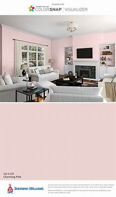 i found this color with colorsnap 174 visualizer for iphone by sherwin williams charming pink sw