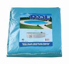 poolfolie rund 360 x 90 110 cm 0 60 mm 252 berlappend