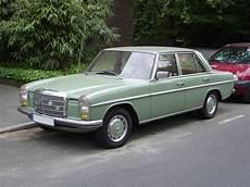 mercedes strich 8 file mercedes 200 strich 8 limousine modell 1973 jpg
