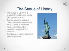 the statue of liberty an american symbol important american symbols