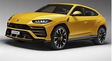 Nouveau Lamborghini Urus 2018 Le Suv Le Plus Rapide Du