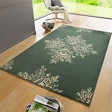 teppich creme designer velours teppich blossom gr 252 n creme 102427