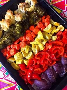 rainbow vegetables recipe easy healthy oven roasted veggies melanie cooks