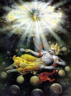 seeing potty in dream hindu the universe as vishnu s dream where did this idea come from hinduism