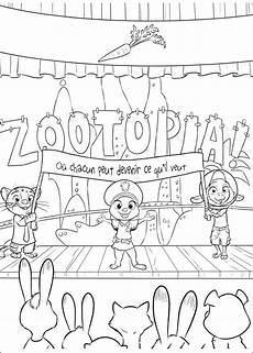 zoomania ausmalbilder malvorlagen 100 kostenlos