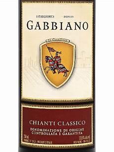 di gabbiano chianti classico di gabbiano chianti classico wine info