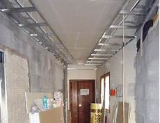 struttura cartongesso soffitto diari di un architetto il controsoffitto in cartongesso e