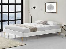 cadre de lit avec sommier cloe