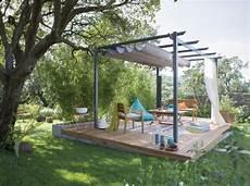 prix aménagement jardin au m2 pergola sur bois leroy merlin espacios exteriores