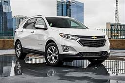 2018 Chevrolet Equinox 20T First Drive Transformational