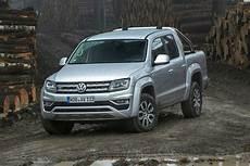 volkswagen amarok review 2019 parkers